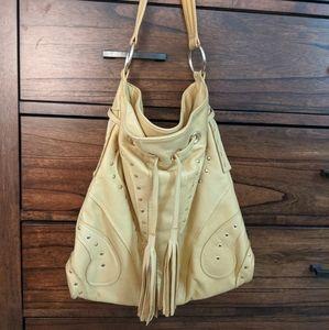 Yellow Large Bulga Bag
